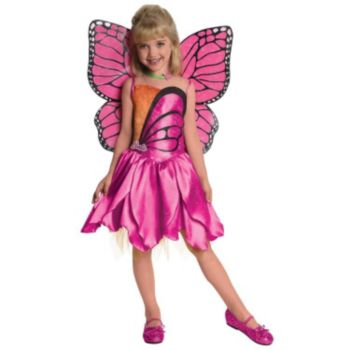 Barbie-Deluxe Mariposa ToddlerChild Costume