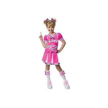 Barbie - Cheerleader ToddlerChild Costume