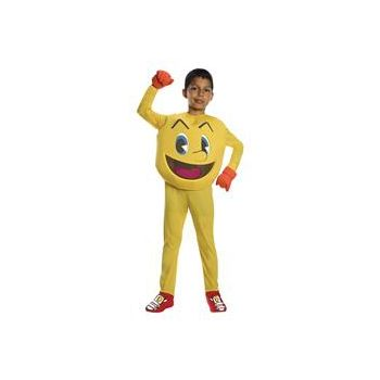 Pac Man Child Costume