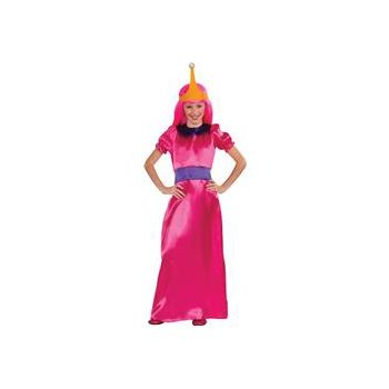 Adventure Time - Bubble Princess Child Costume