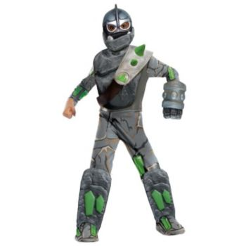 Skylanders - Deluxe Crusher Child Costume
