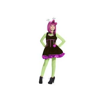 Novi Stars - Alie Lectric Child Costume