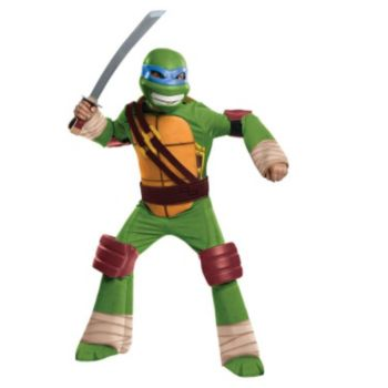Teenage Mutant Ninja Turtles - Leonardo Kids Costume