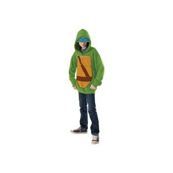Teenage Mutant Ninja Turtles-Leonardo Kids Hoodie