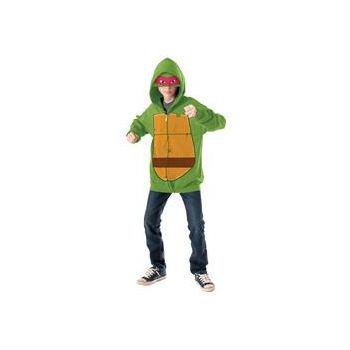 Teenage Mutant Ninja Turtles-Raphael Kids Hoodie
