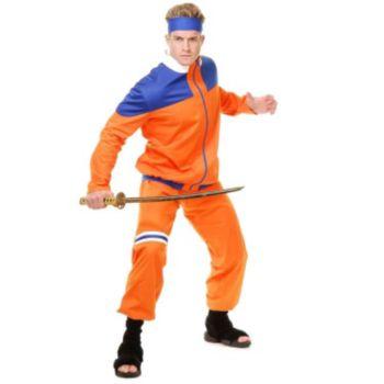 Ninja Fighter Adult Costume