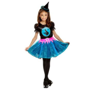 Light Up Witch Child Costume