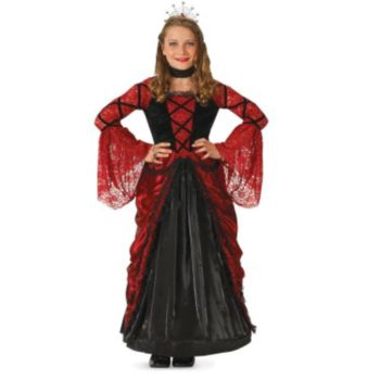 Trick or Treat Vampire Girls Dress