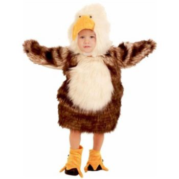 Bald Eagle ToddlerChild Costume