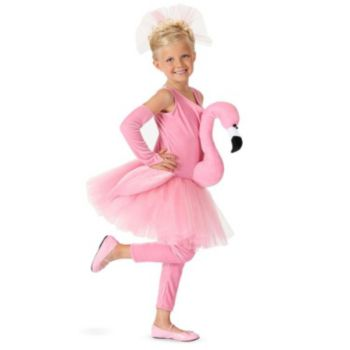 Flamingo Tutu Kids Costume