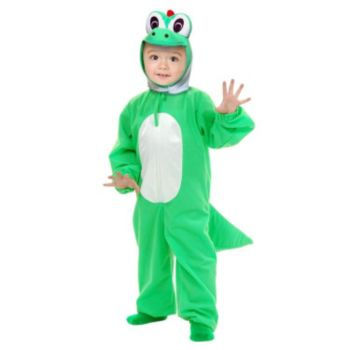 Yoshimoto The Green Dino ToddlerChild Costume