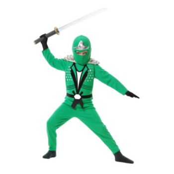 Green Ninja Avengers Series II ToddlerChild Costume