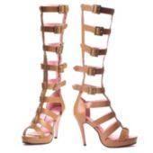Roma (Tan) Adult Sandals - 8
