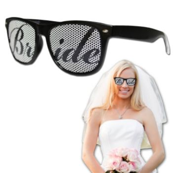 Bride Billboard Sunglasses
