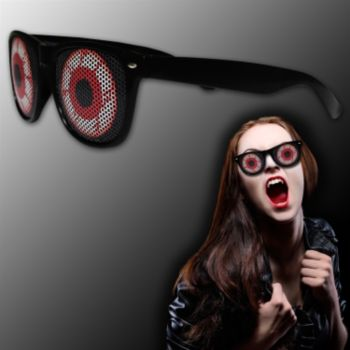 Red Eye Billboard Sunglasses