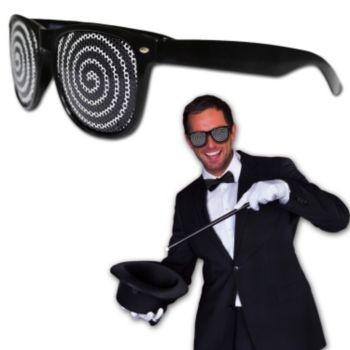 Swirl Billboard Sunglasses