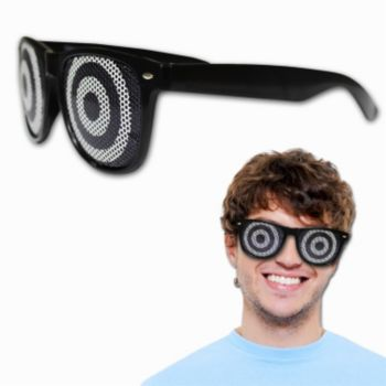 Bull's Eye Billboard Sunglasses
