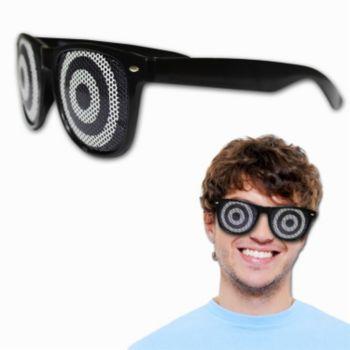 Bull's Eye Billboard Sunglasses