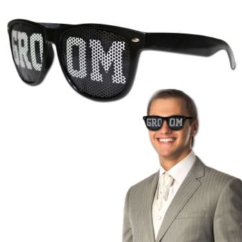 Groom Billboard Sunglasses