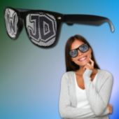WWJD Novelty Sunglasses