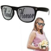 Maid Of Honor Party Sunglasses