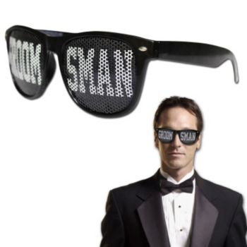 Groomsman Billboard Sunglasses