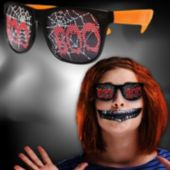 Halloween Boo Party Sunglasses