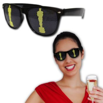 Billboard Award Statue Sunglasses