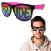 Rainbow Pride Party Sunglasses