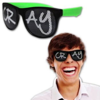 Neon Billboard Cray Sunglasses