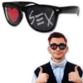 I Love Sex Billboard Sunglasses