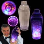 LED Cocktail Shaker-16oz