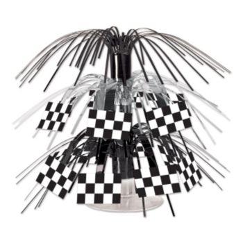 Checkered Flag Centerpiece