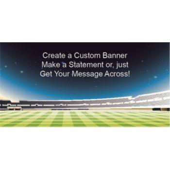 Stadium Custom Banner