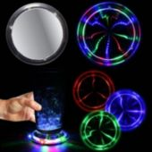 Multi-Color LED Tunnel Drink Coaster