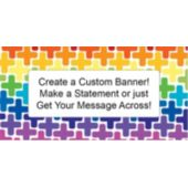 Tesselate Custom Banner