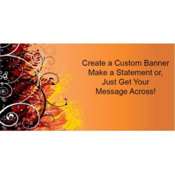 Fall Elegance Custom Banner