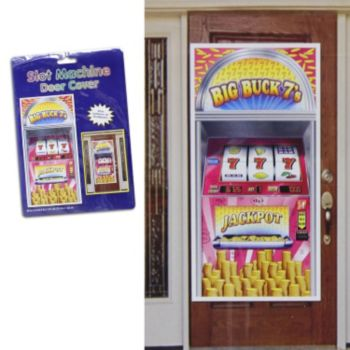 Slot Machine Door Cover
