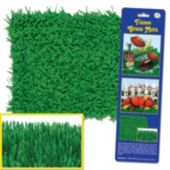 Green Tissue Grass Mats-2 Pack