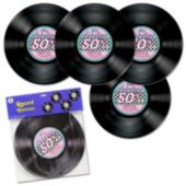 Record Cutouts - 4 Pack