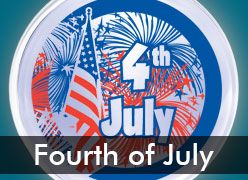 4th of July Decorations & Supplies