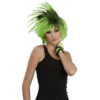 Twist O' Lime Adult Wig