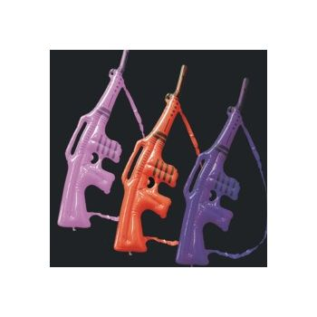 Inflatable Rifles - 36 Inch, 12 Pack