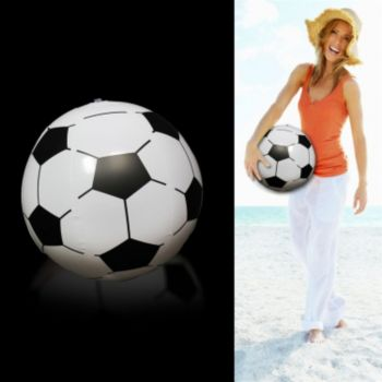 Inflatable Soccer Balls - 16 Inch, 12 Pack