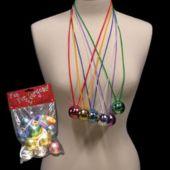 Disco Ball Necklaces