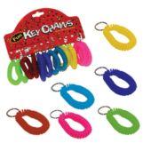 Spiral Keychains