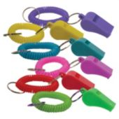 Coil Whistle Key Chains