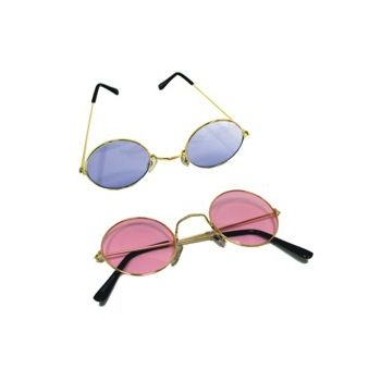 Lennon Sunglasses   Assorted Color Lens