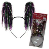 Tinsel Head Boppers - 12 Pack