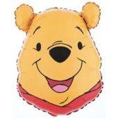 """Winnie The Pooh Head 26"""" Balloon"""
